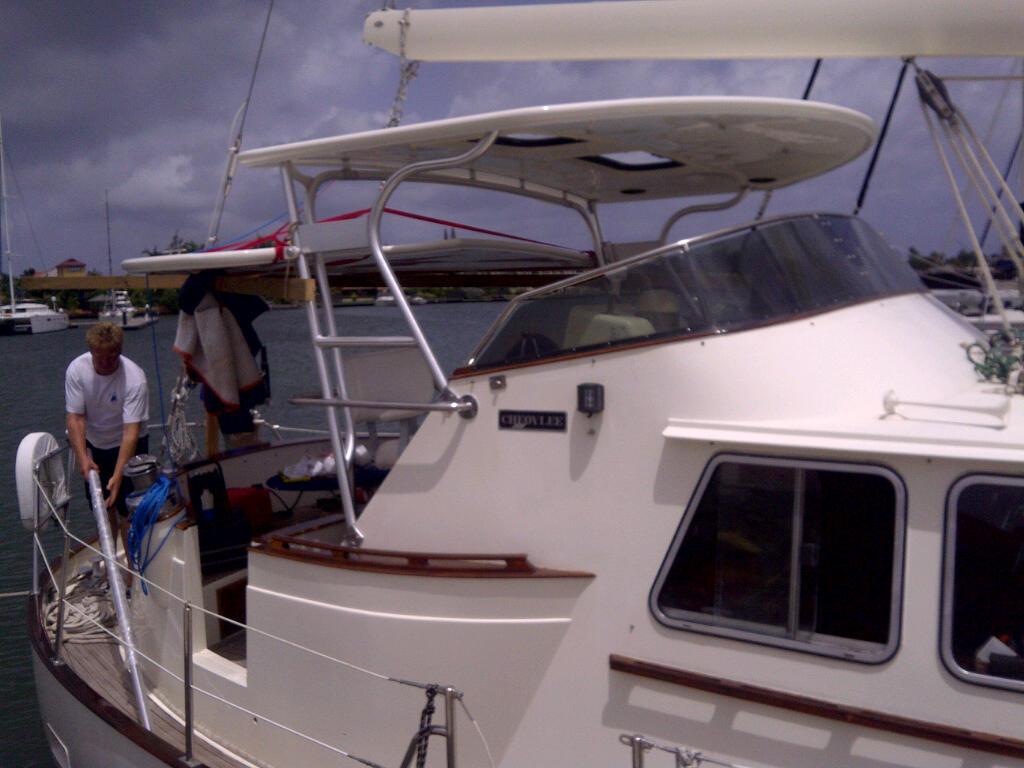 Sail Boat Hardtops Custom Boat Towers Atlantic Towers