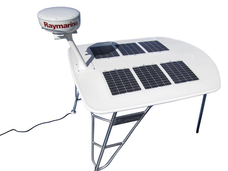 Boat Hardtops Hiamp Hardtops Marine Solar Panel